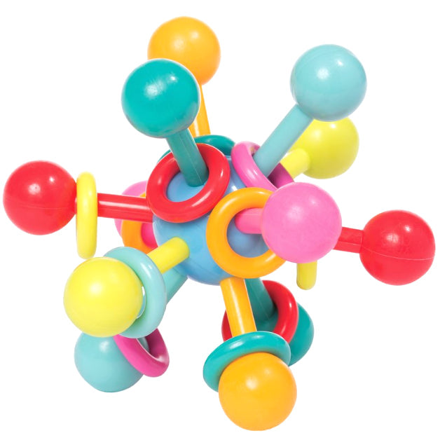 Manhattan Toy: gryzak Atom Teether Toy