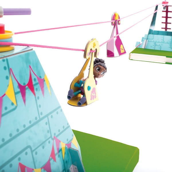 Goldieblox: podniebna gondola Ruby