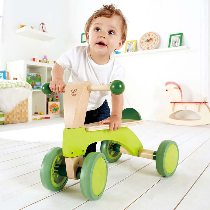 Hape: jeździk rowerek Scoot-Around