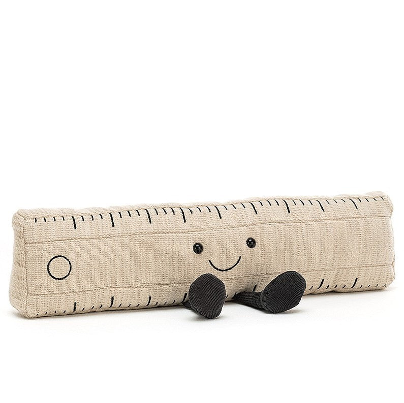 Jellycat: przytulanka linijka Smart Stationery Ruler 34 cm