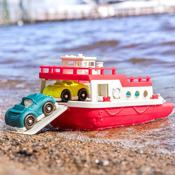 Wonder Wheels: prom Ferry Boat