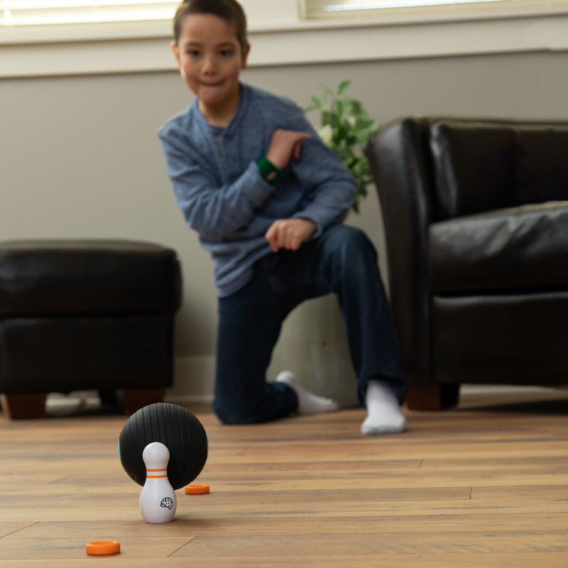 Fat Brain Toys: podkręcona kula do kręgli Curve Bowl