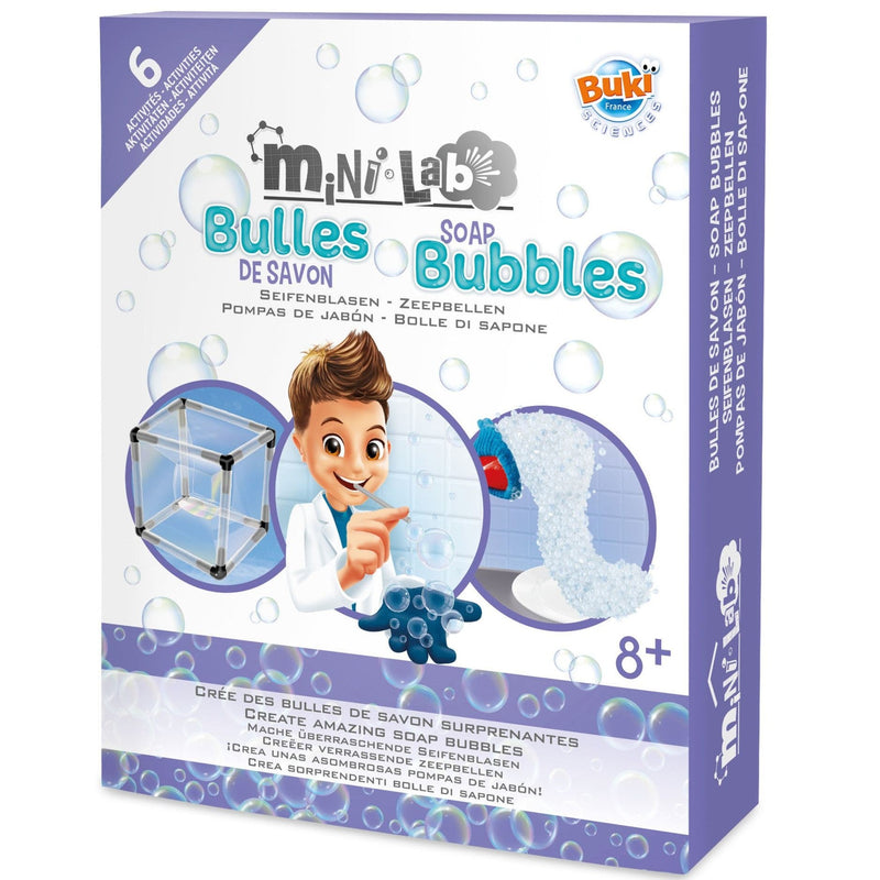 Buki: mini laboratorium Soap Bubbles