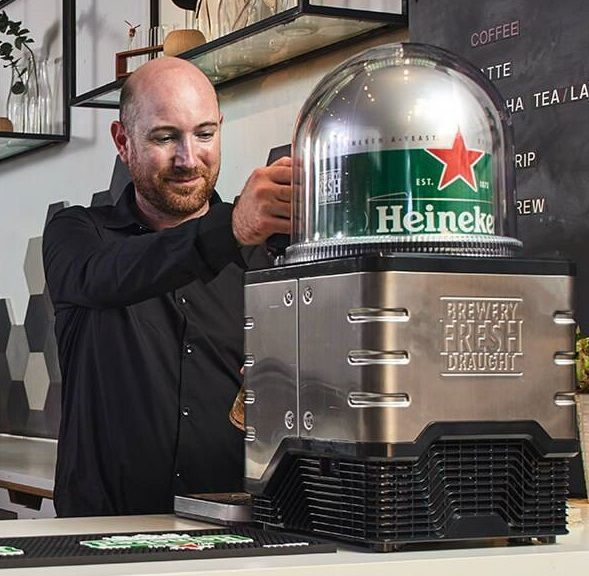 The Heineken Blade Machine and why YOU need one!