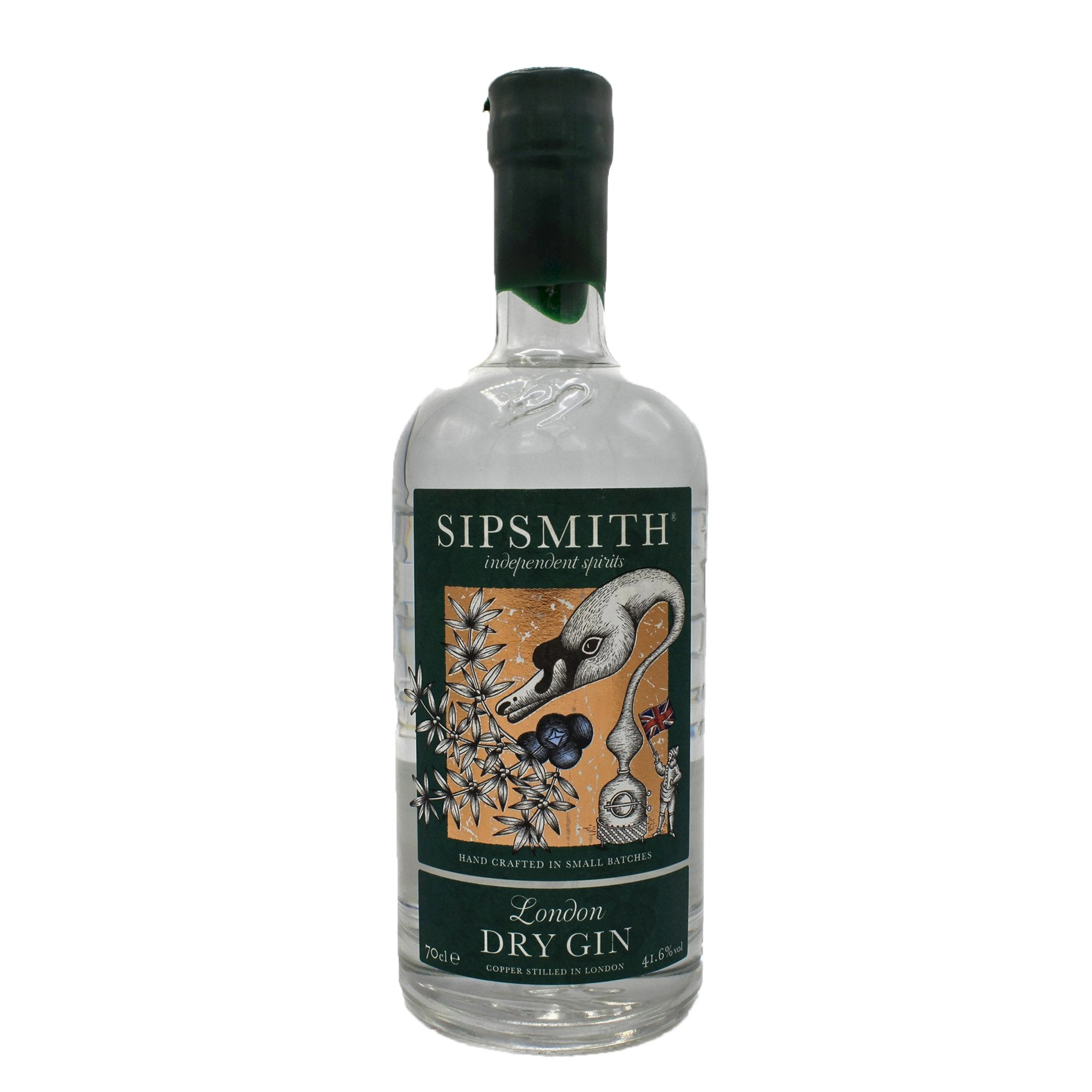 Sipsmith London Dry Gin 70cl, Gin - Image 1