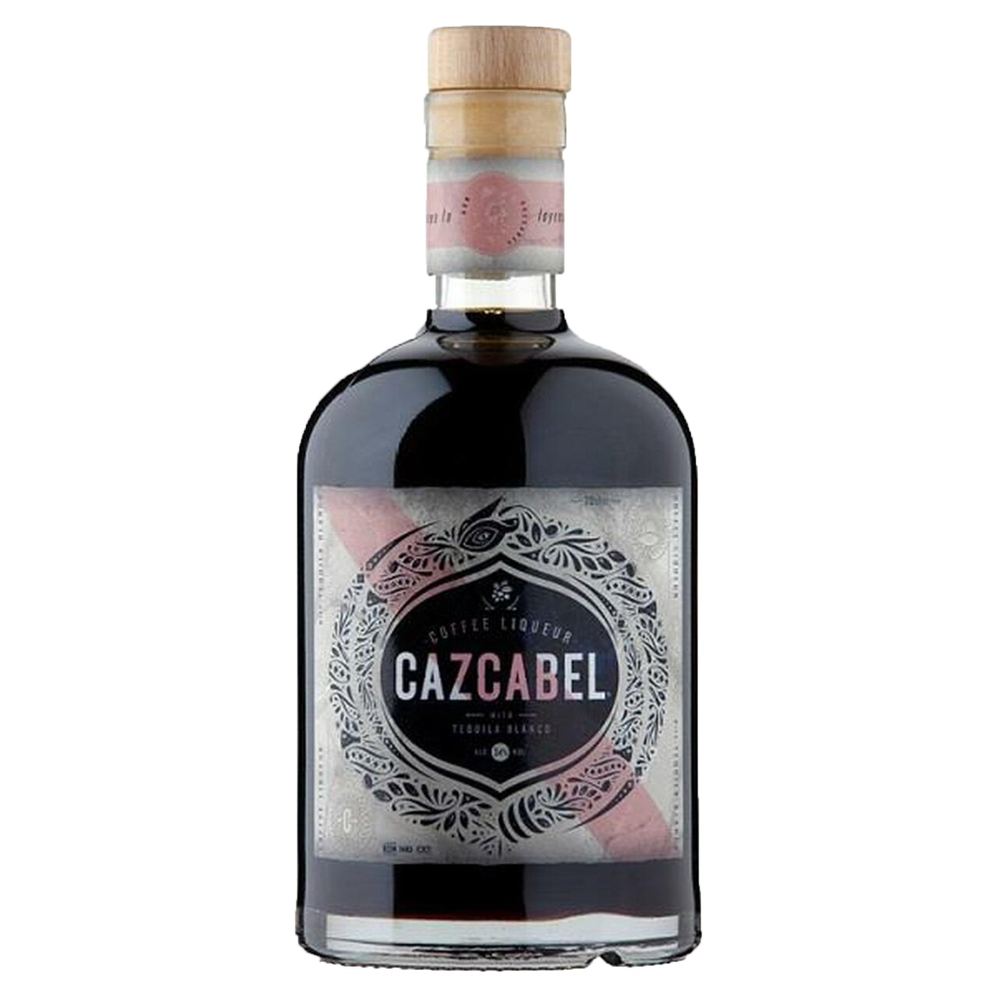 Cazcabel Coffee Liqueur with Tequila Blanco 70cl, Liquor & Spirits by Drinks Shop