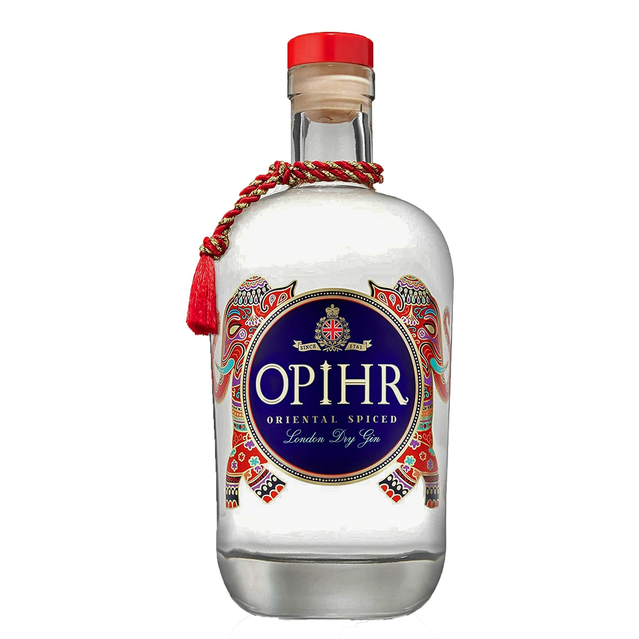 Opihr Oriental Spiced London Dry Gin 70cl, Gin - Image 0