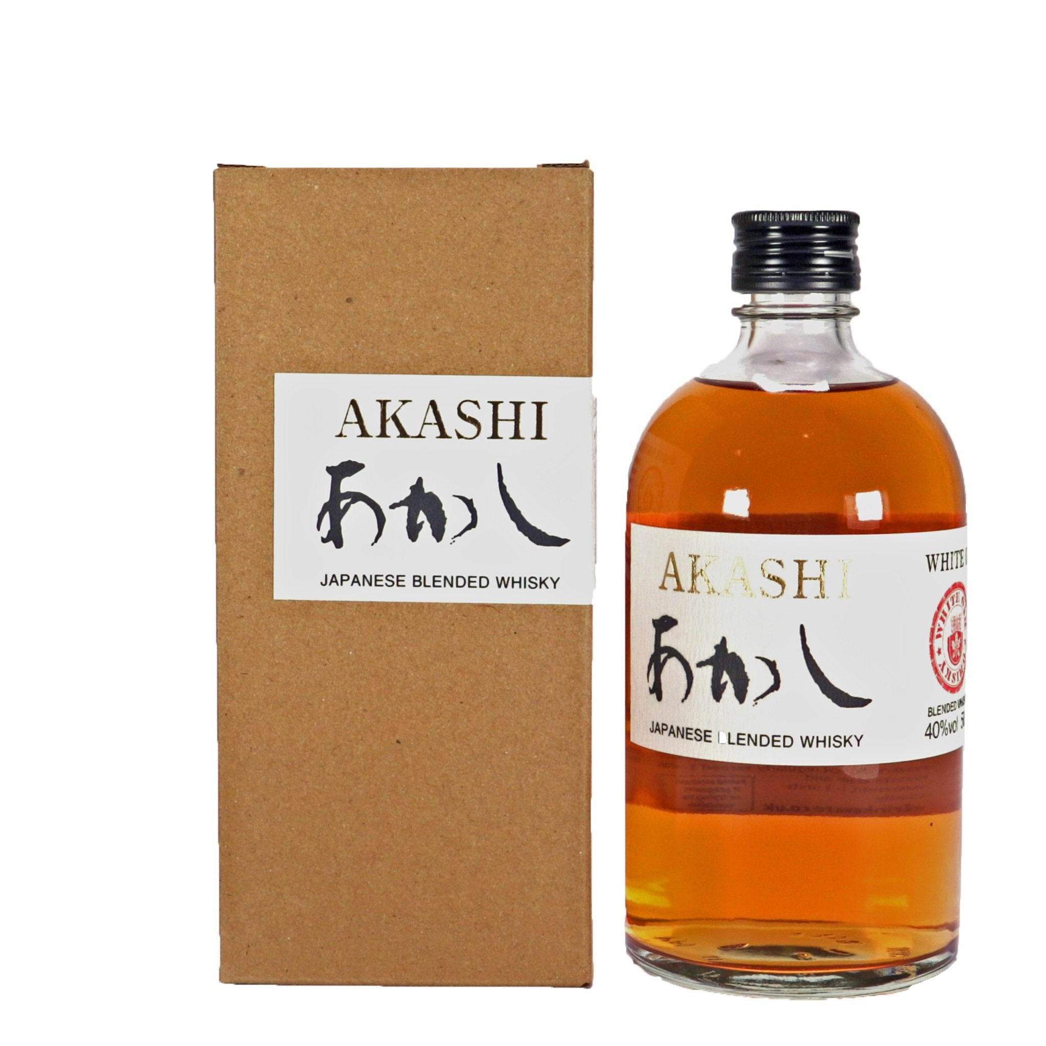 Akashi Japanese Blended Whisky 50cl, Whisky by Drinks Shop