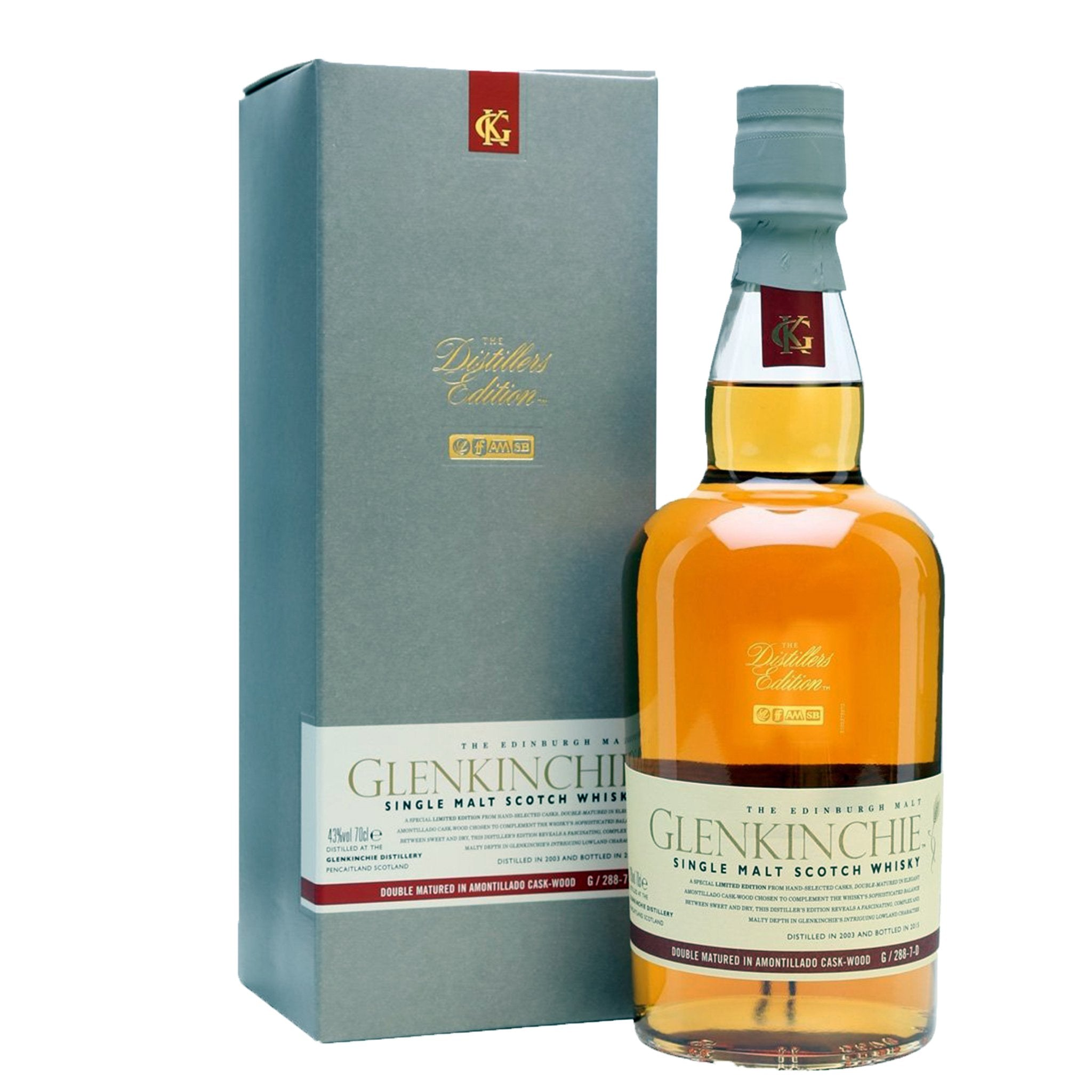 Glenkinchie Distillers Edition, Alcoholic Beverages by Drinks Shop
