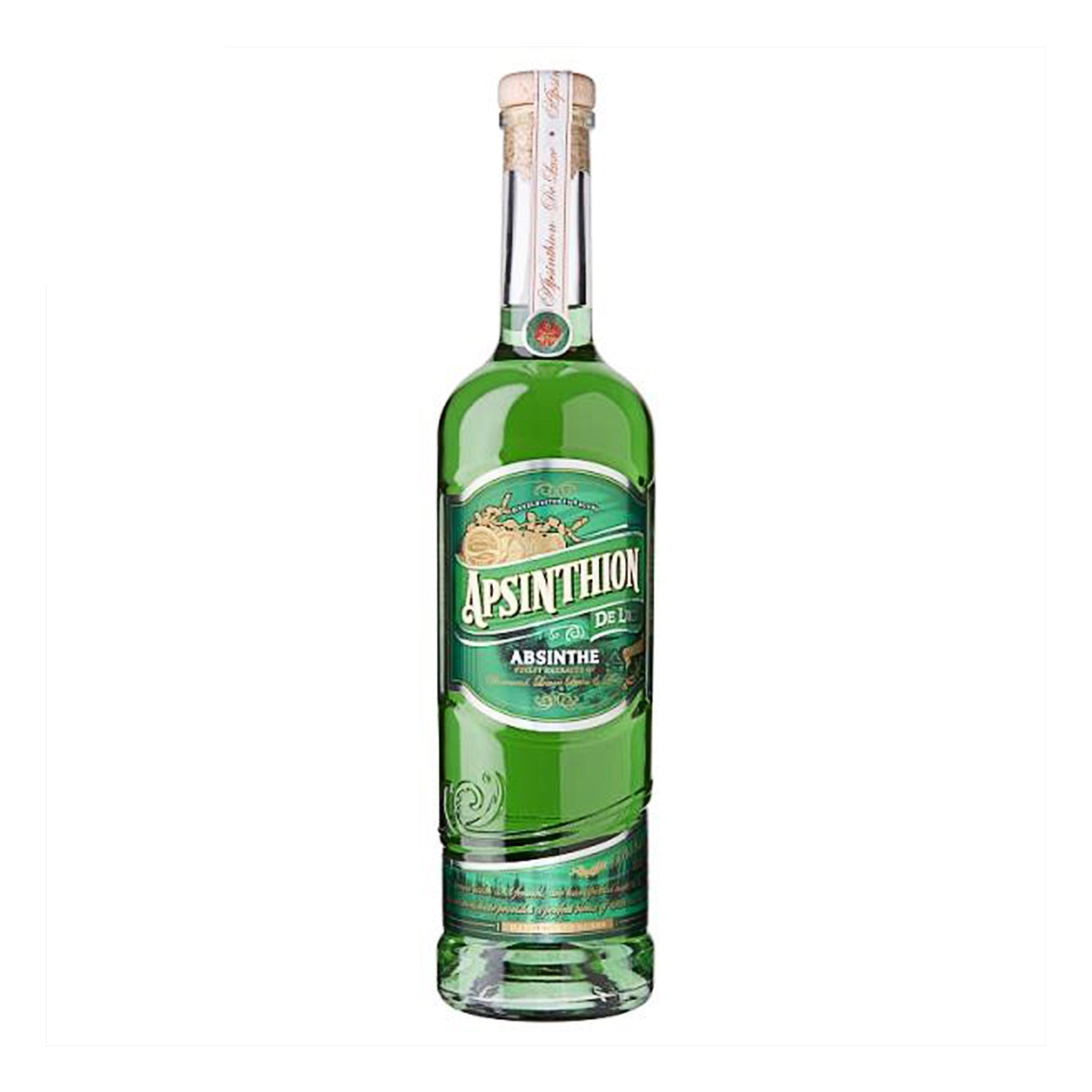 Apsinthion De Luxe Absinthe 50cl, Food, Beverages & Tobacco by Drinks Shop