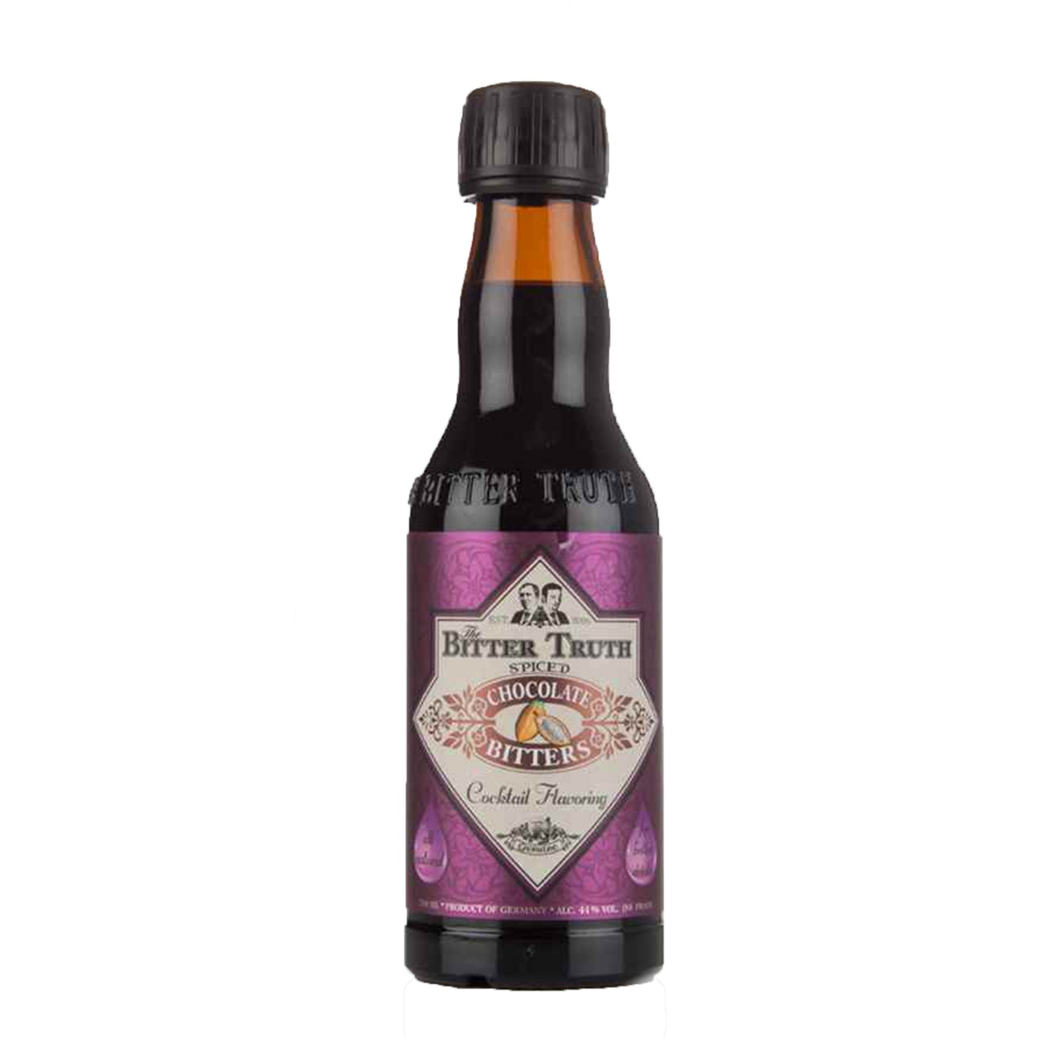 The Bitter Truth Spiced Chocolate Bitters 20cl, Beverages by Drinks Shop