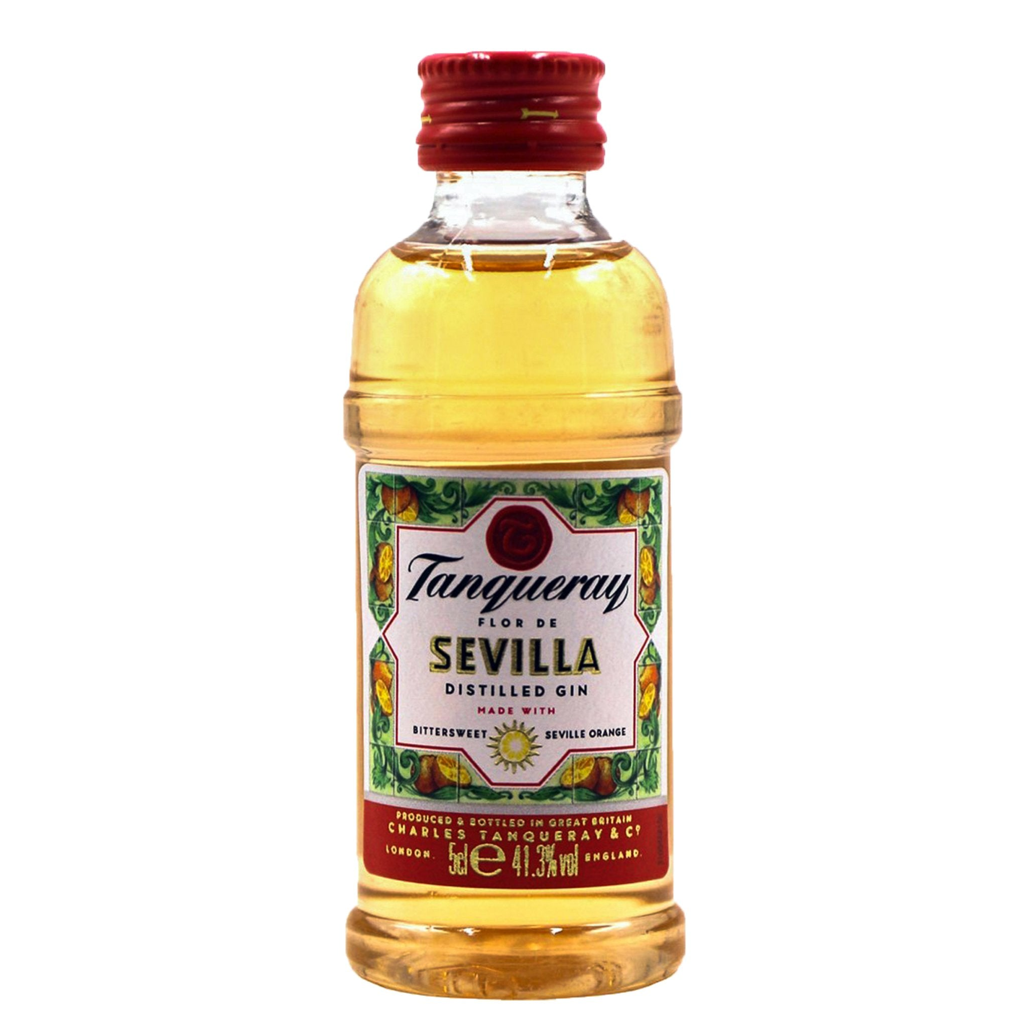 Tanqueray Seville 5cl, Liquor & Spirits by Drinks Shop