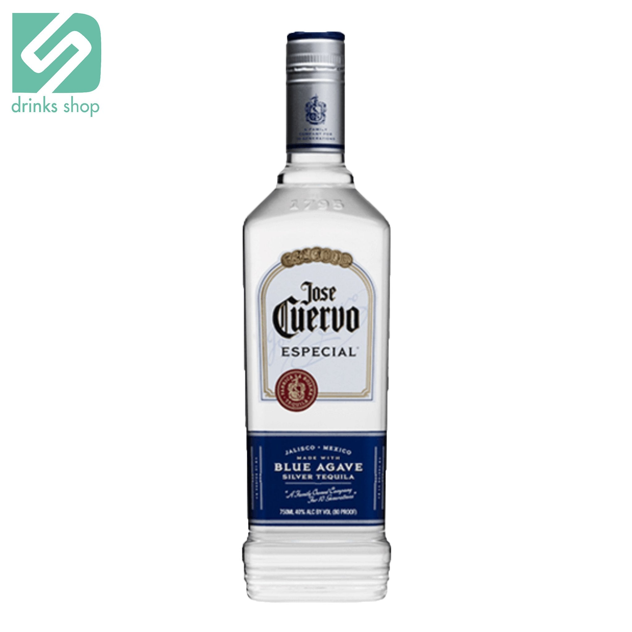Jose Cuervo Especial Silver Tequila 70cl, Tequila - Image 2