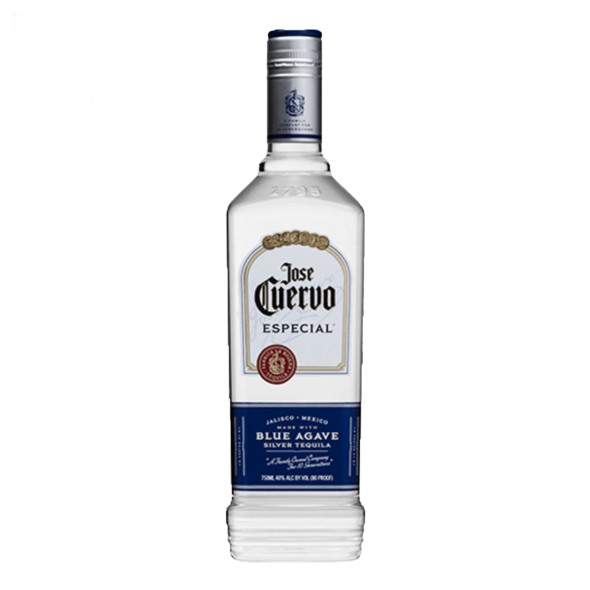 Jose Cuervo Especial Silver Tequila 70cl, Tequila - Image 0