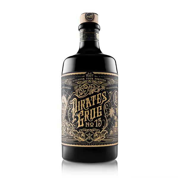 No. 13 Rum | The Pirate Range, Beverages by Drinks Shop