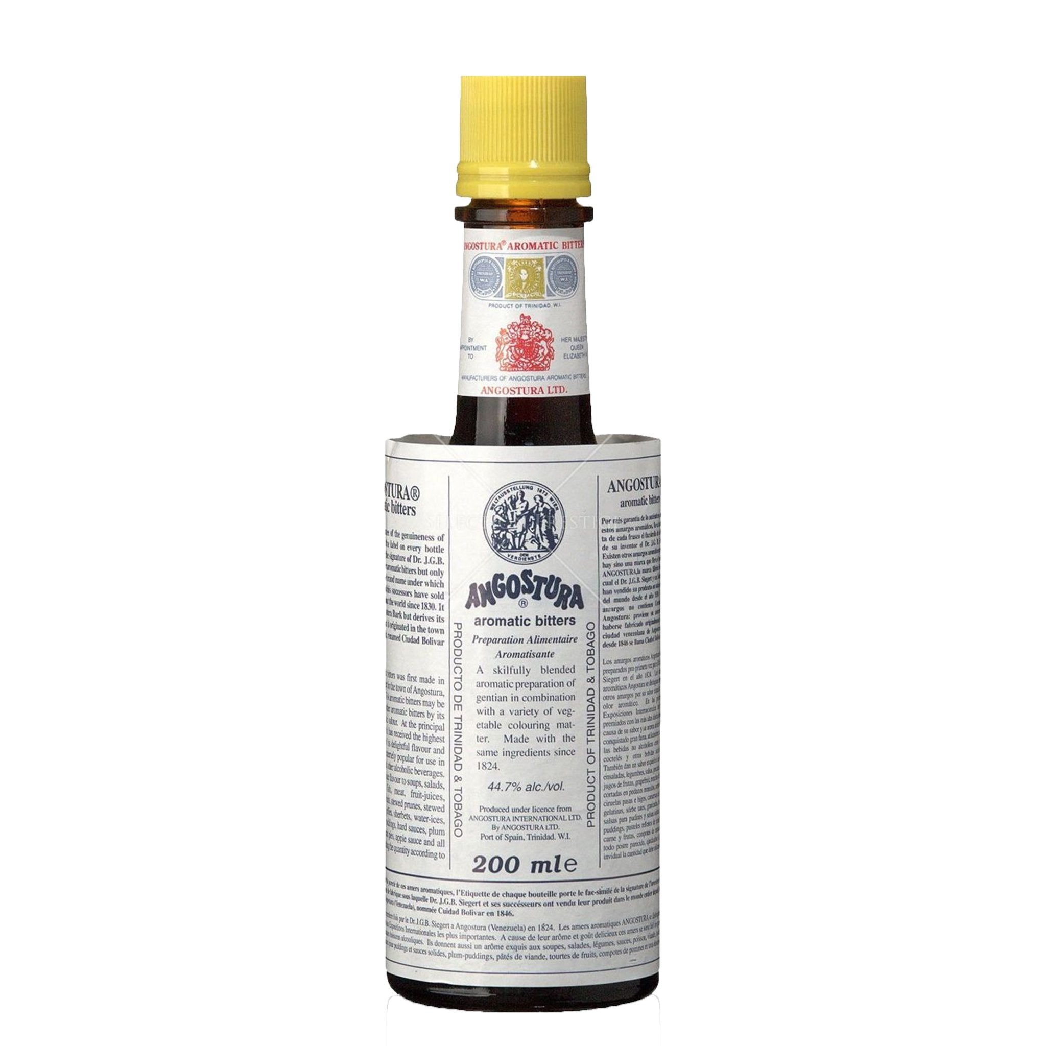 Angostura Bitters 44.7%, Alcoholic Beverages by Drinks Shop