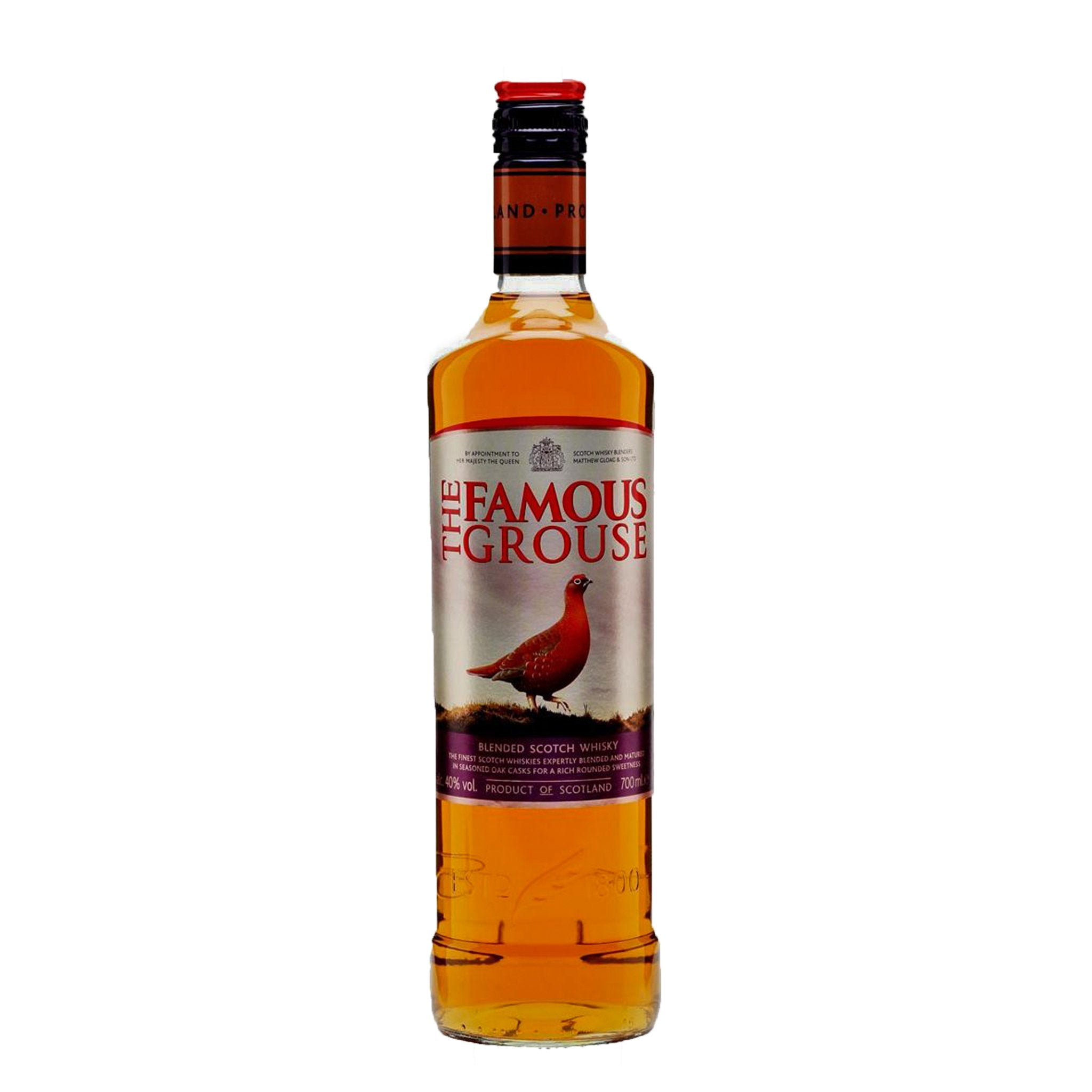 The Famous Grouse Finest Blended Scotch Whisky 70cl, Whisky - Image 0