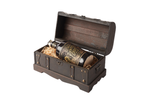 No. 13 Rum Gift Chest | The Pirate Range - DrinksShop.co.uk