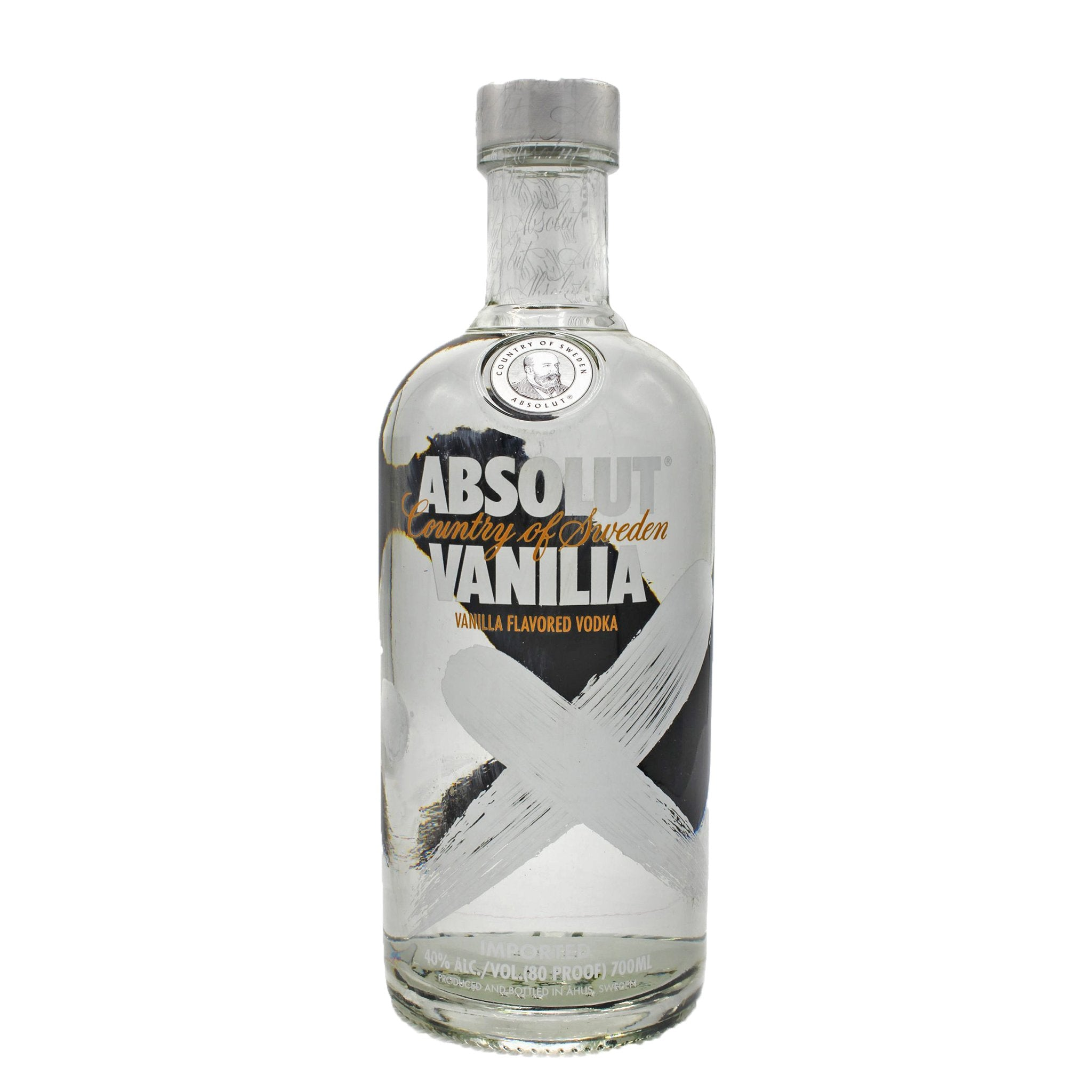 Absolut Vanilia Flavoured Vodka 70cl, Alcoholic Beverages by Drinks Shop