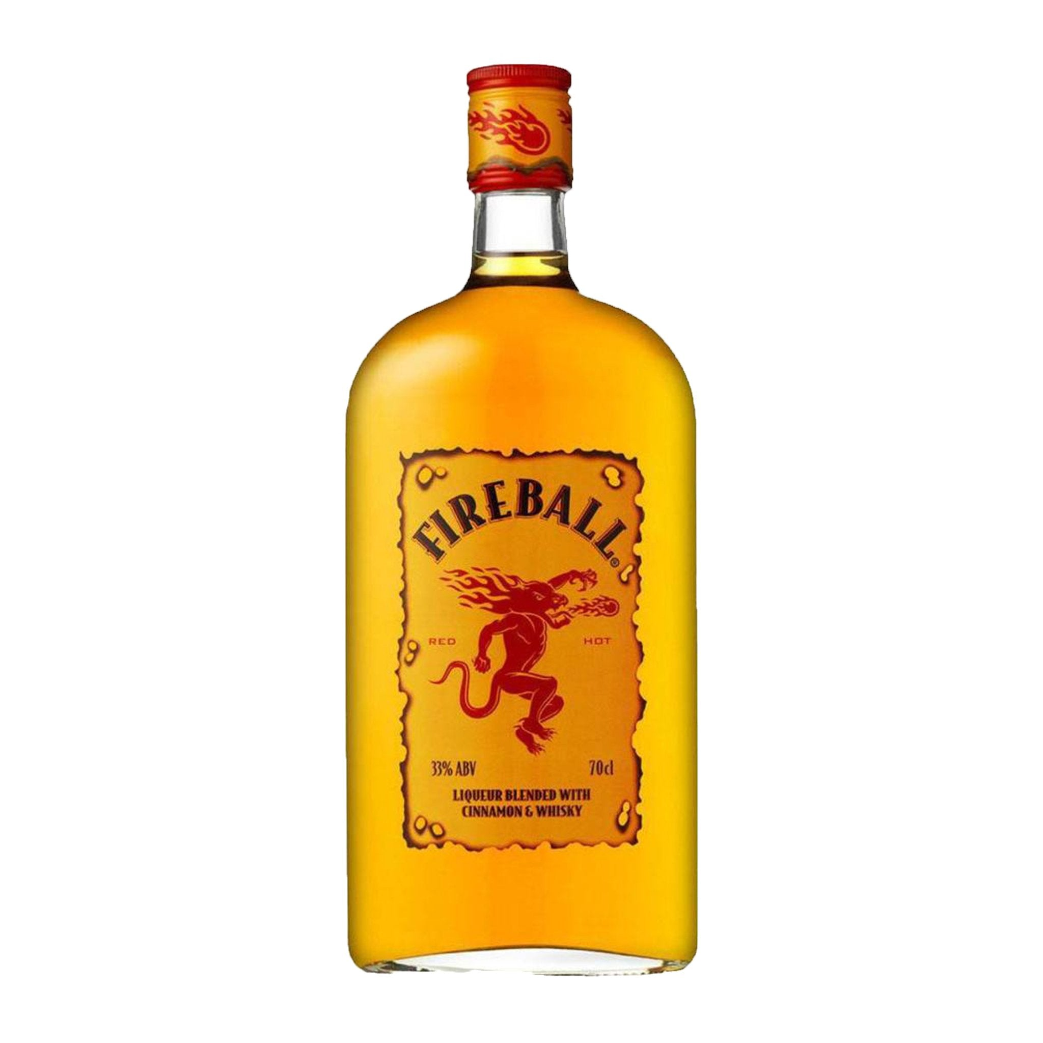 Fireball Liquer Sleeve, Food, Beverages & Tobacco by Drinks Shop