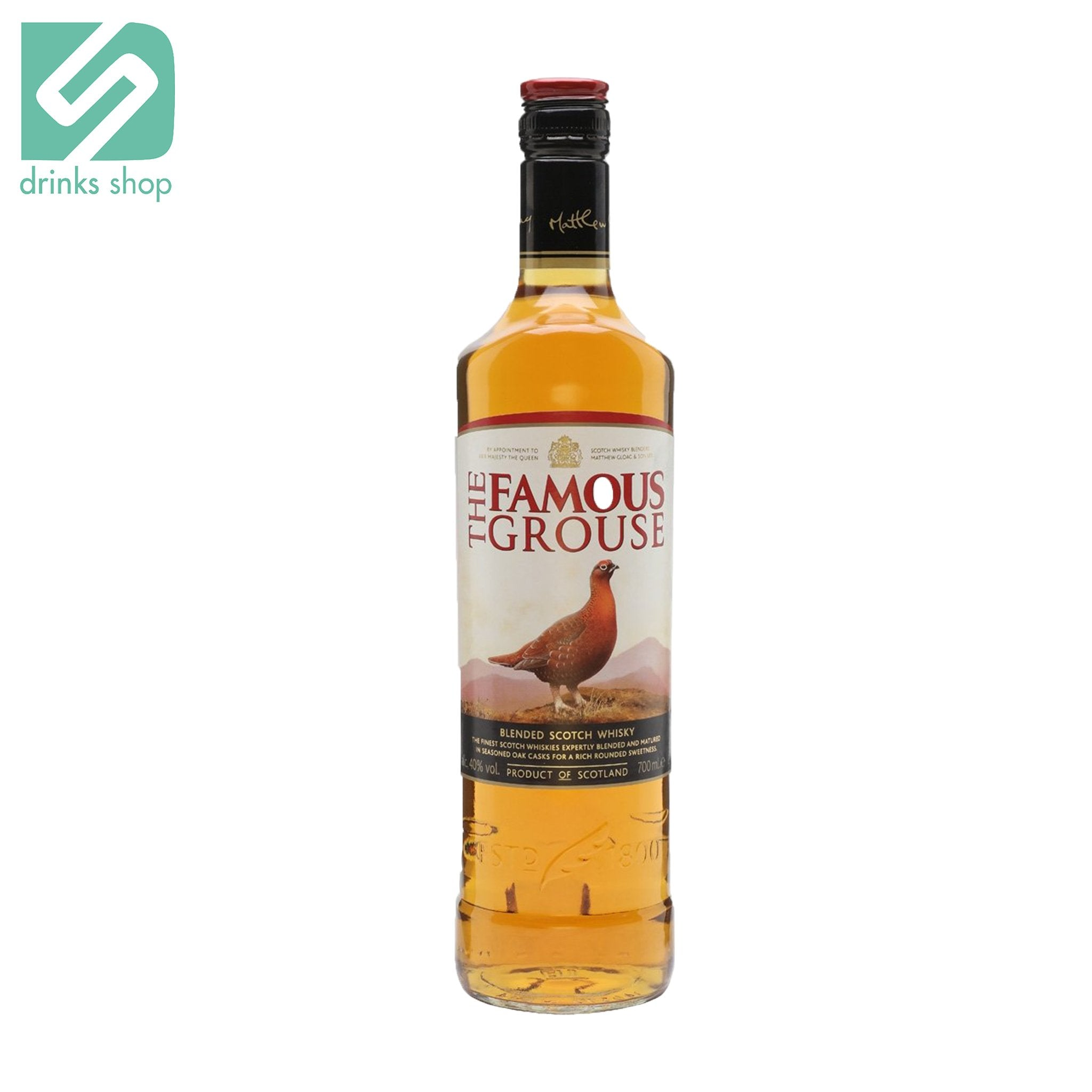The Famous Grouse Finest Blended Scotch Whisky 70cl, Whisky - Image 2