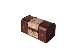 5 Year Rum Gift Chest | The Pirate Range - DrinksShop.co.uk