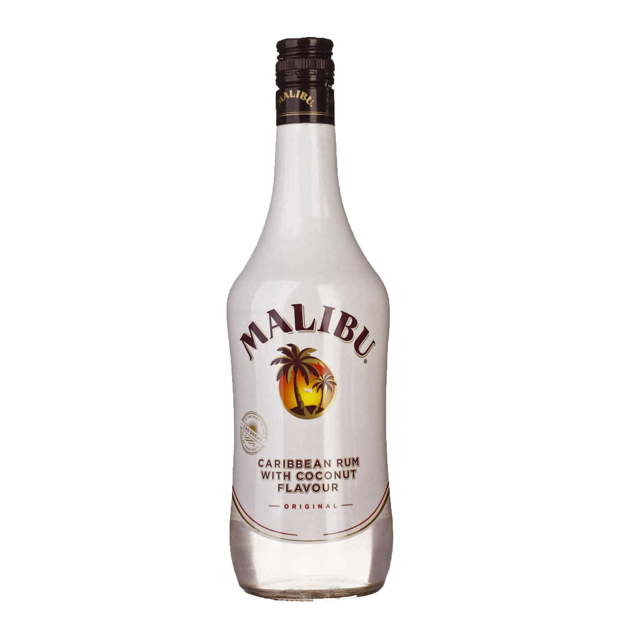 Malibu Original White Rum with Coconut Flavour 70cl, Beverages by Drinks Shop