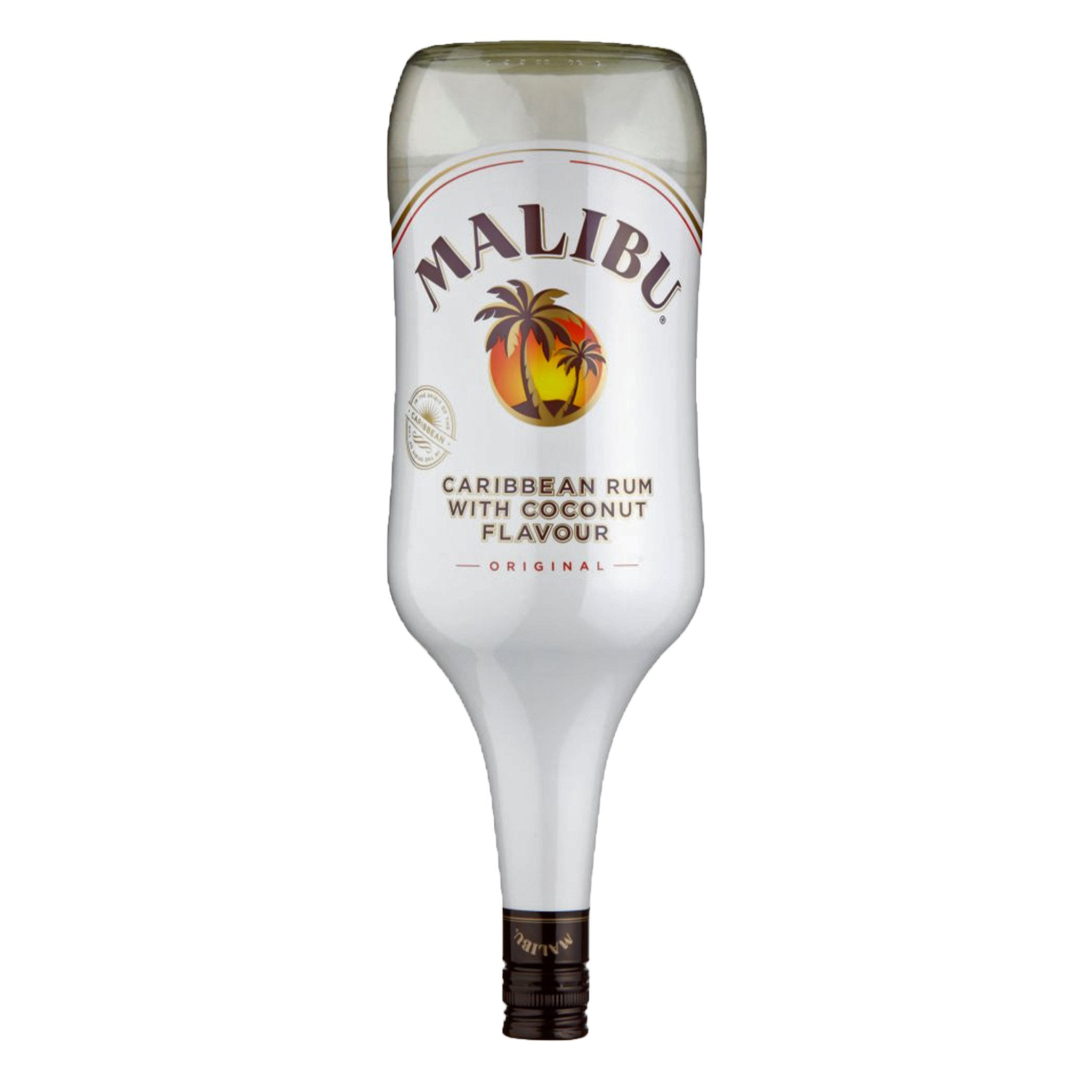 Malibu Original White Rum with Coconut Flavour 1.5L, Beverages by Drinks Shop