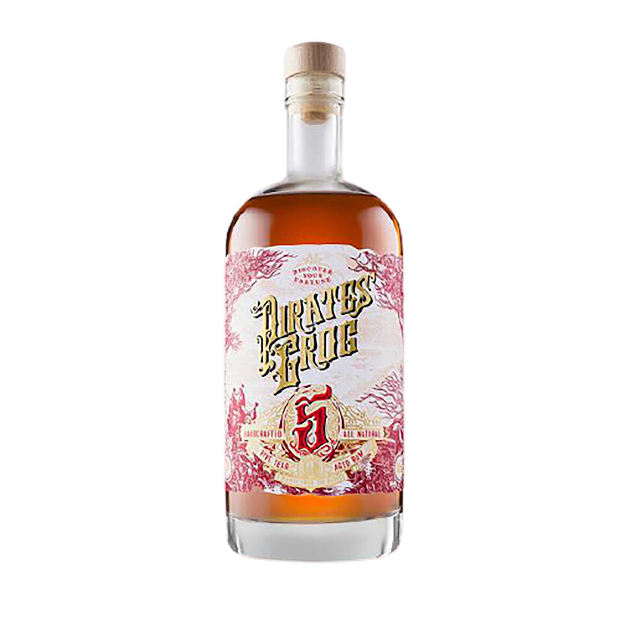 5 Year Aged Rum | The Pirate Range, Liquor & Spirits by Drinks Shop