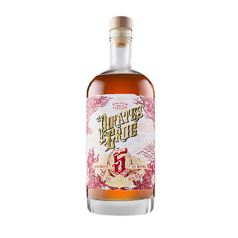 5 Year Aged Rum | The Pirate Range