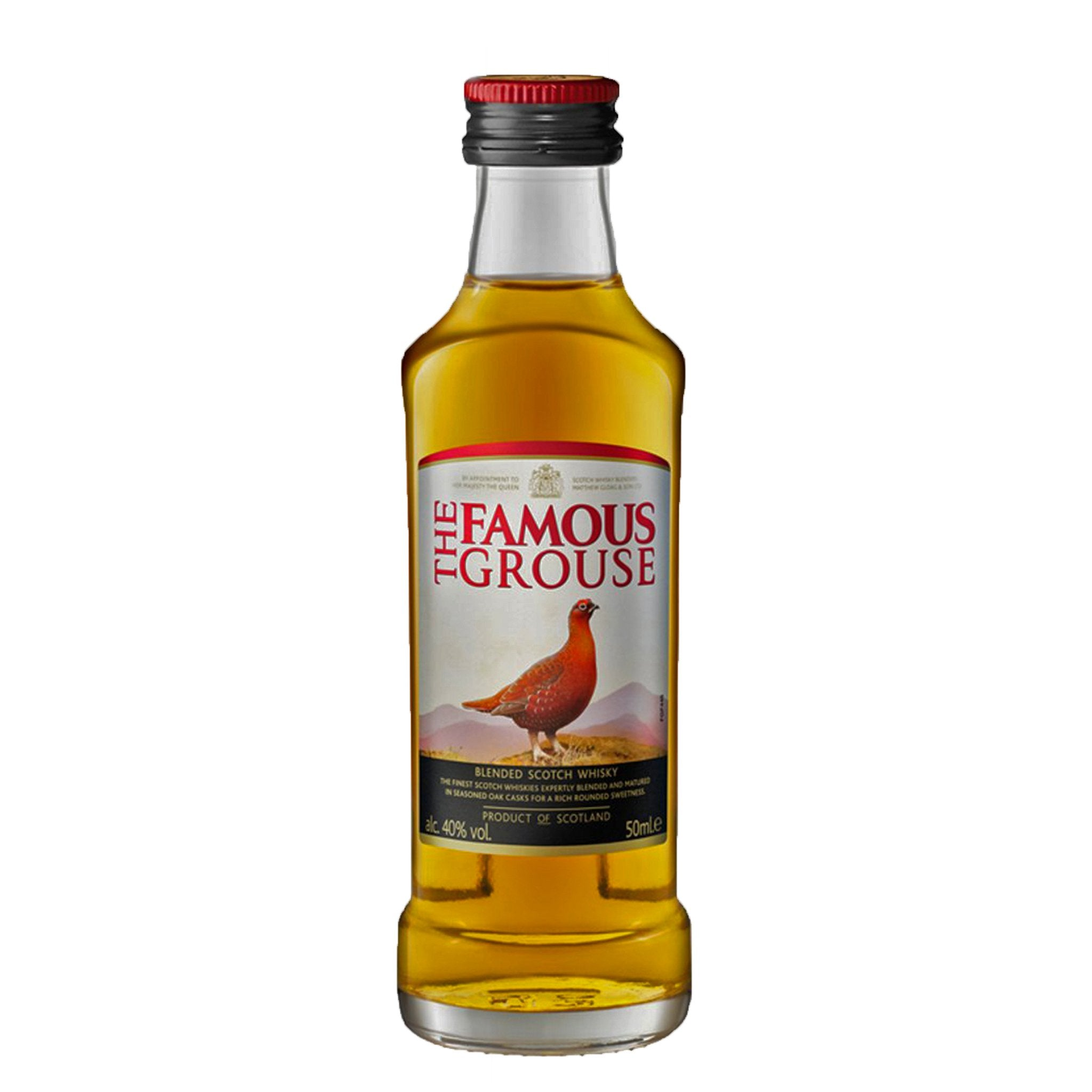 The Famous Grouse Finest Blended Scotch Whisky 5cl, Whisky by Drinks Shop