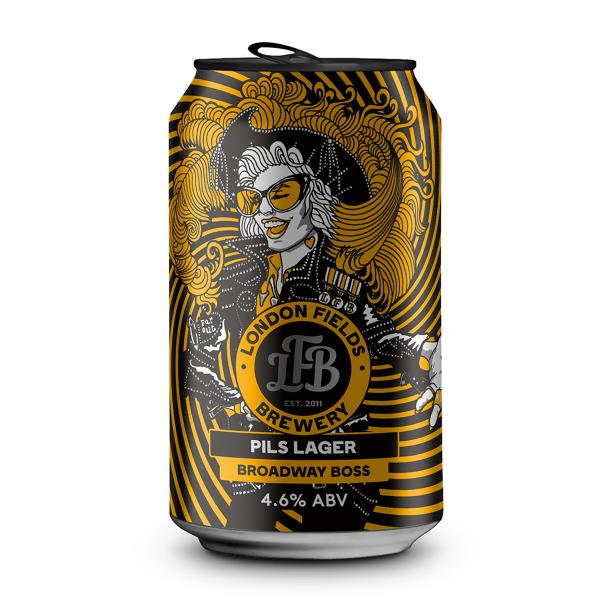 Broadway Boss 1x12x330ml Can by Drinks Shop