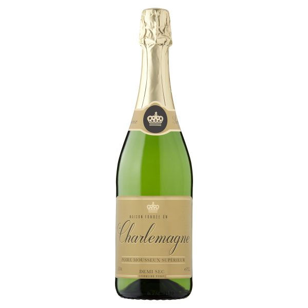 Charlemagne Sparkling Perry 75cl, Wine - Image 1