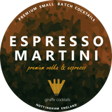Espresso Martini 10L Party Key Keg - DrinksShop.co.uk