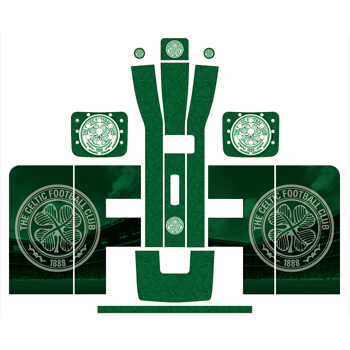 Celtic Style Perfect Draft Wrap by Drinks Shop