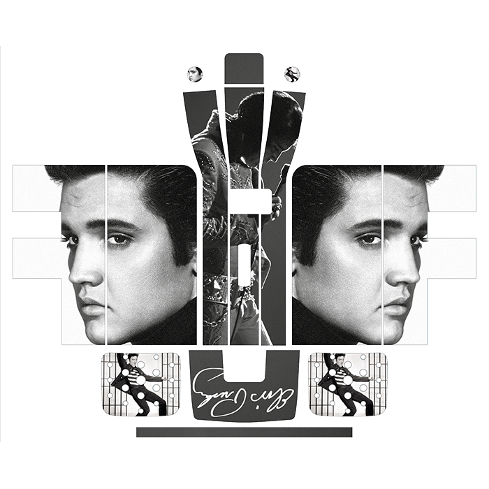 Elvis Style Perfect Draft Wrap by Drinks Shop