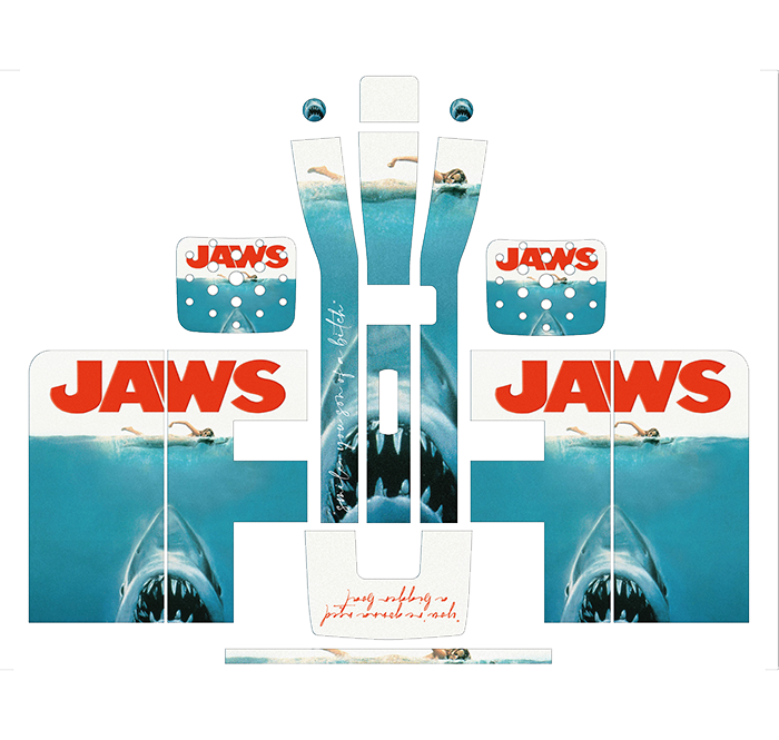 Jaws Style Perfect Draft Wrap by Drinks Shop