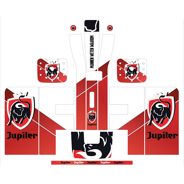 Jupiler beer Style Perfect Draft Wrap by Drinks Shop