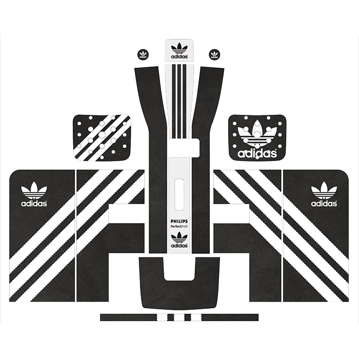 Adidas Style Perfect Draft Wrap, Decorative Stickers by Drinks Shop