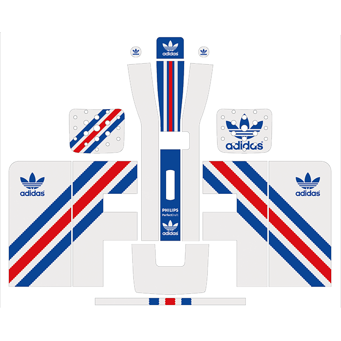 Adidas Style Perfect Draft Wrap by Drinks Shop