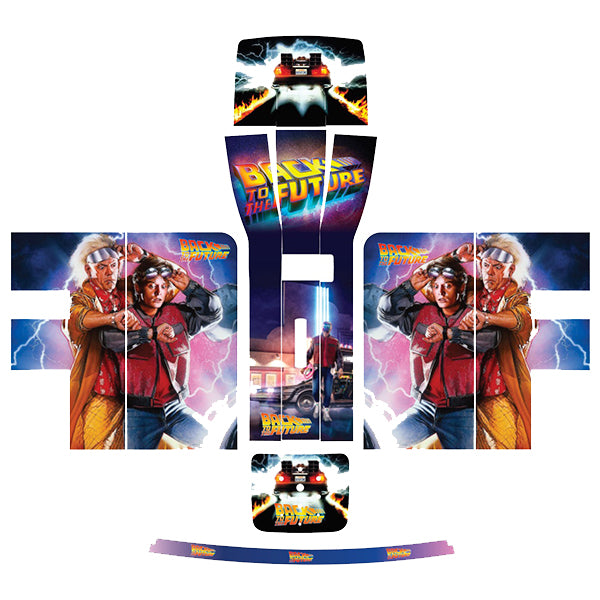 Back to the Future Perfect Draft Skin, Decorative Stickers by Drinks Shop