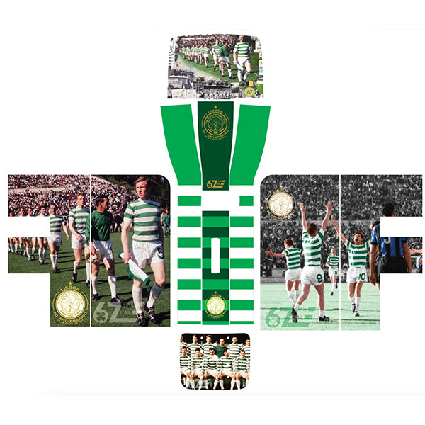 Celtic FC Lisboa Perfect Draft Skin, Decorative Stickers by Drinks Shop