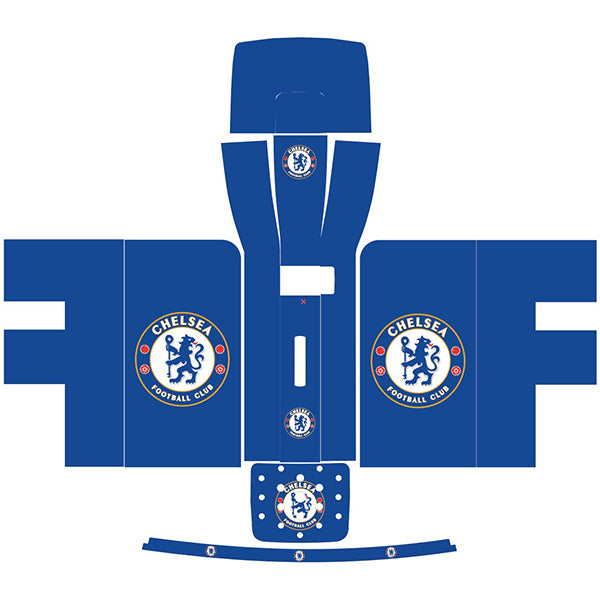Chelsea FC Blue Perfect Draft Skin by Drinks Shop