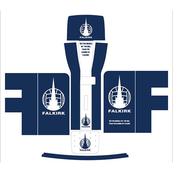 Falkirk FC Perfect Draft Skin, Decorative Stickers by Drinks Shop