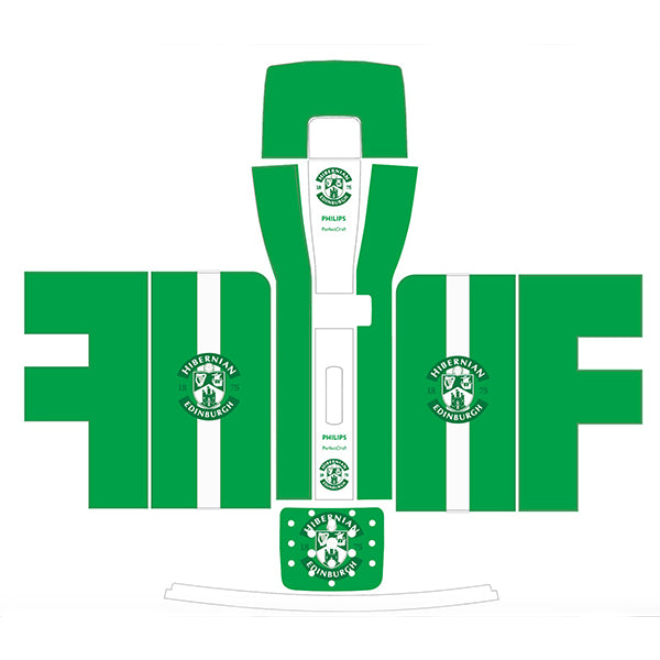 Hibernian FC Green and White Perfect Draft Skin by  Drinks Shop