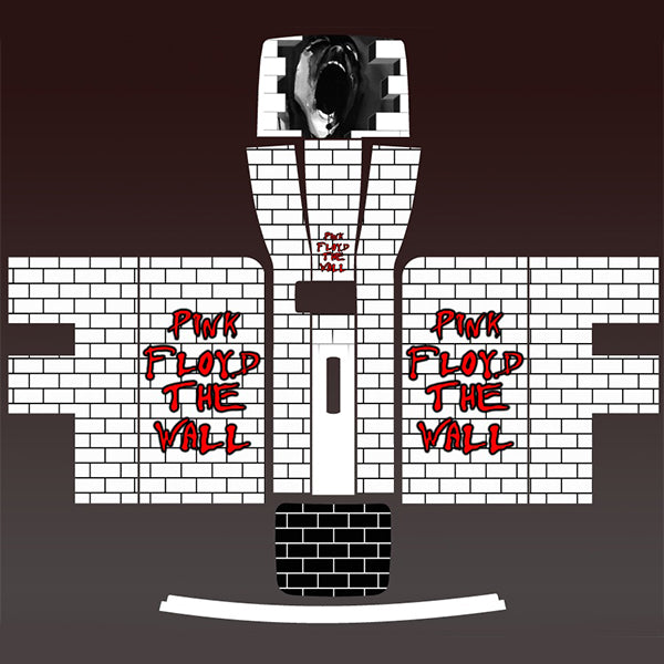 Pink Floyd The Wall Perfect Draft Skin by Drinks Shop
