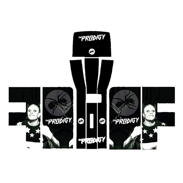 The Prodigy Black & White Perfect Draft Skin by Drinks Shop