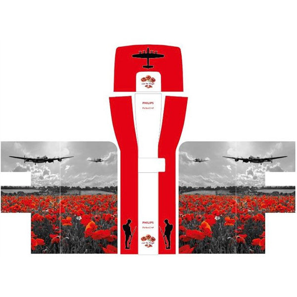Remembrance Poppies & Spitfires Perfect Draft Skin by Drinks Shop