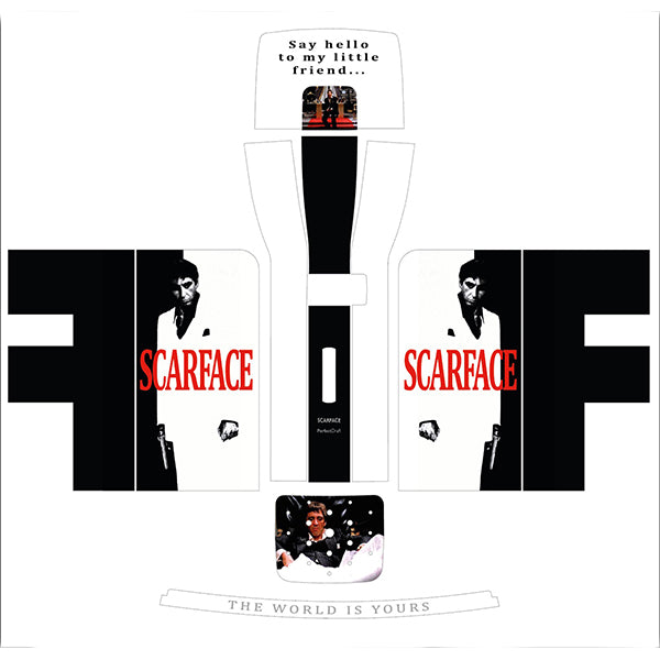 Scarface  Perfect Draft Skin by  Drinks Shop