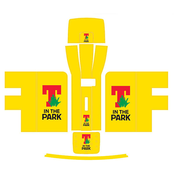 T In The Park Yellow Perfect Draft Skin by Drinks Shop